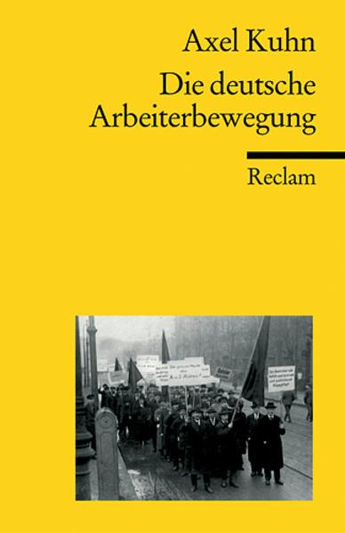 Die deutsche Arbeiterbewegung als Taschenbuch
