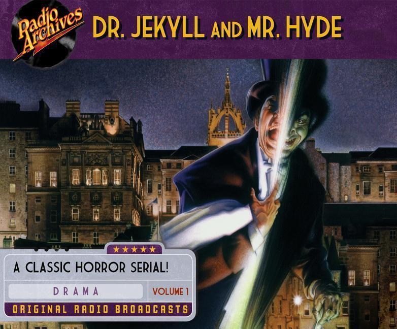 DR JEKYLL & MR HYDE V01   M als Hörbuch