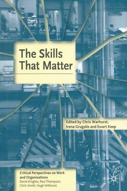 The Skills That Matter als Buch