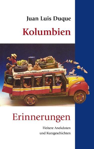Kolumbien als Buch