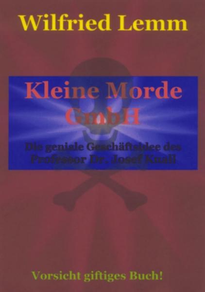Kleine Morde GmbH als Buch