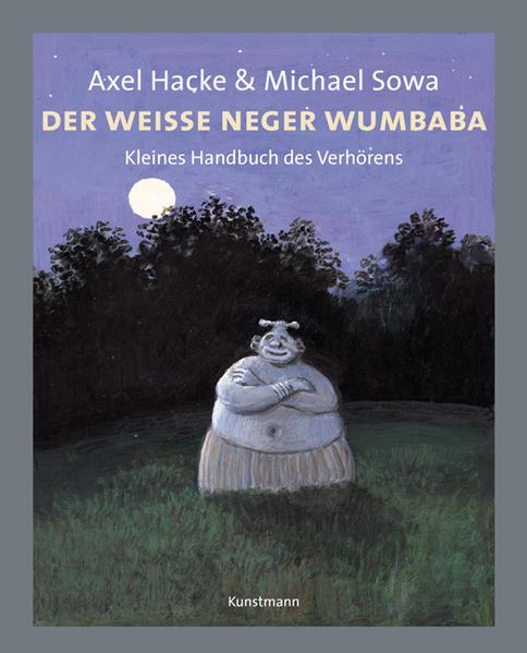 Der weiße Neger Wumbaba als Buch