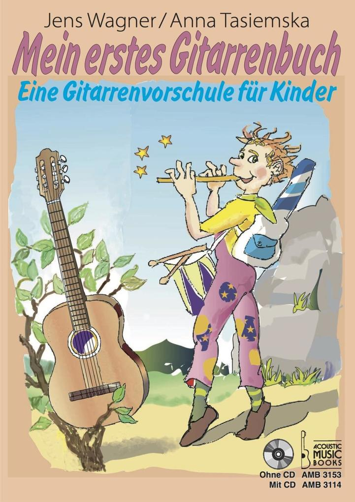 Mein erstes Gitarrenbuch.