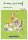 Umweltfreunde 4. Schuljahr - Sachsen - Arbeitsheft