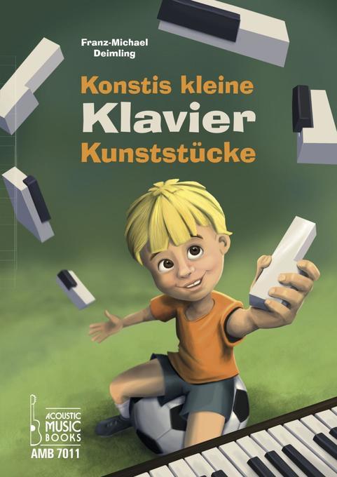 Konstis kleine Klavier-Kunststücke