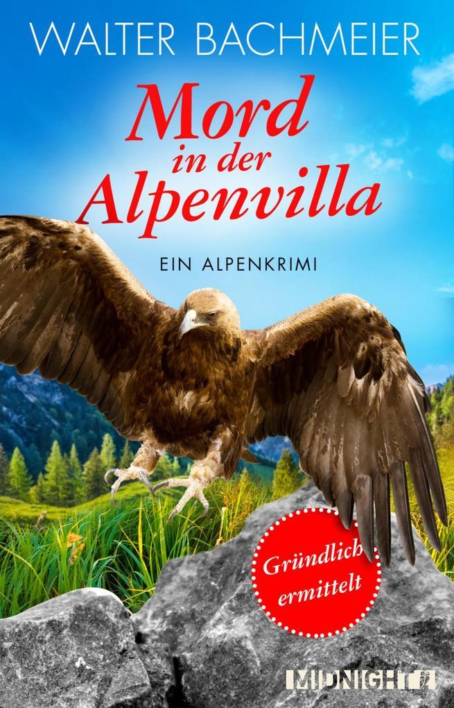 Mord in der Alpenvilla als eBook