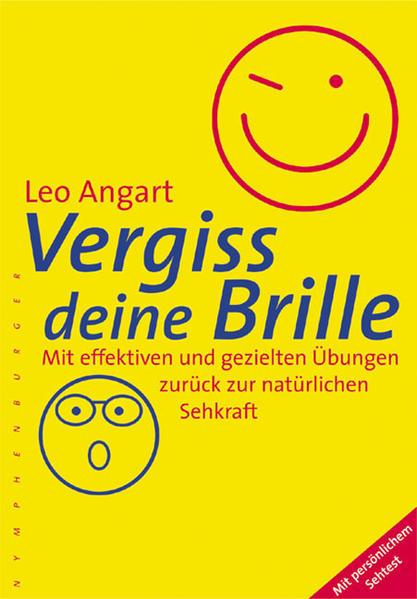 Vergiss deine Brille als Buch von Leo Angart
