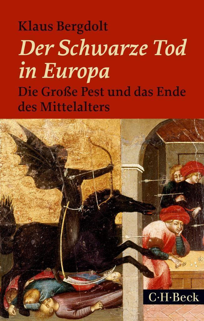 Der Schwarze Tod in Europa als eBook