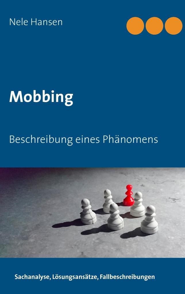 Mobbing als eBook von Nele Hansen