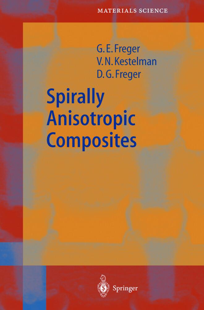 Spirally Anisotropic Composites als Buch (gebunden)