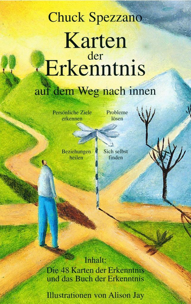 Karten der Erkenntnis auf dem Weg nach innen/Das Buch der Erkenntnis als Blätter und Karten