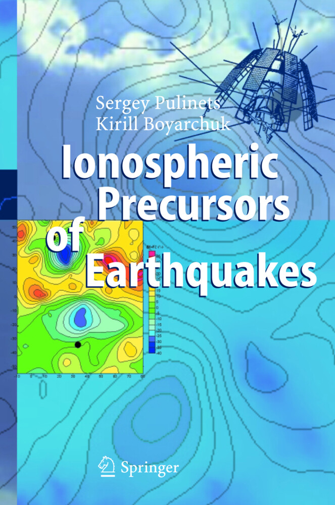 Ionospheric Precursors of Earthquakes als Buch (gebunden)