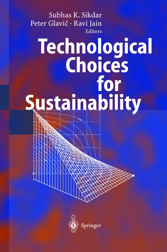 Technological Choices for Sustainability als Buch (gebunden)
