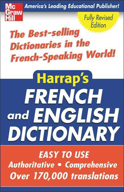 Harrap's French and English Dictionary als Taschenbuch