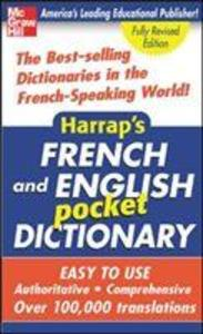 Harrap's French and English Pocket Dictionary als Taschenbuch