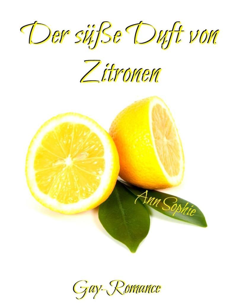 Der süße Duft von Zitronen als eBook