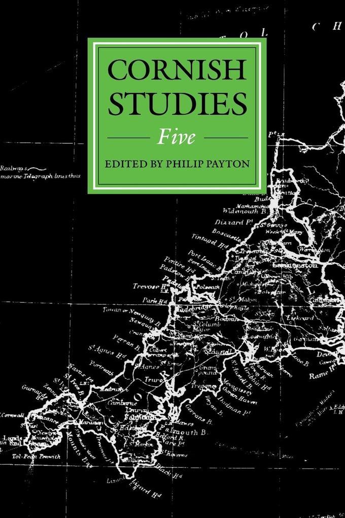 Cornish Studies Volume 5 als Taschenbuch