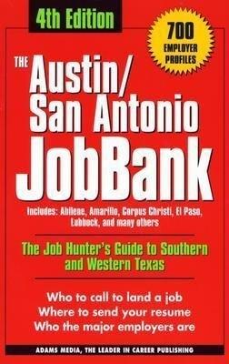 The Austin/San Antonio Jobbank als Taschenbuch