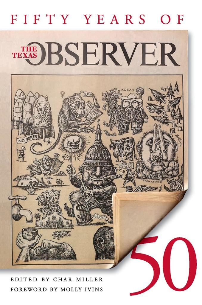Fifty Years of the Texas Observer als Taschenbuch