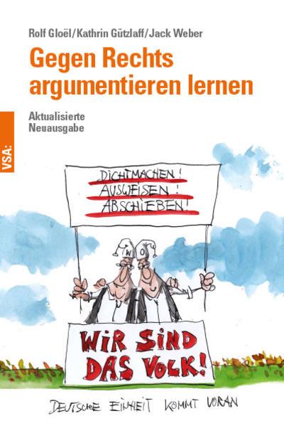 Gegen Rechts argumentieren lernen als Buch