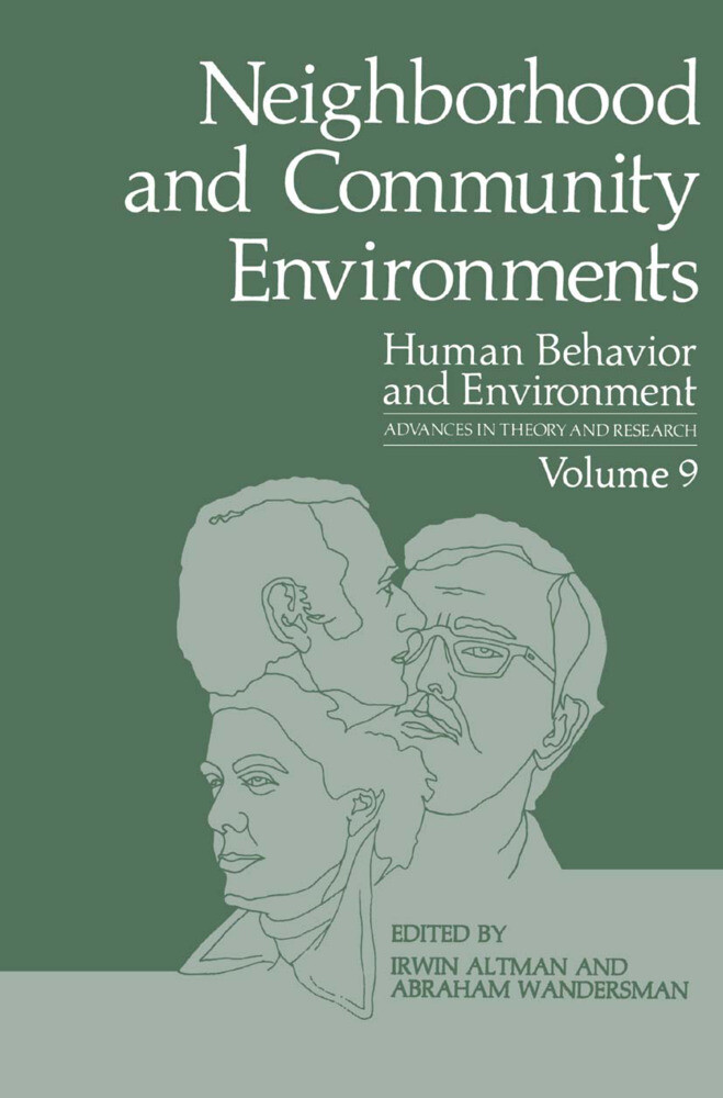 Neighborhood and Community Environments als Buch (gebunden)