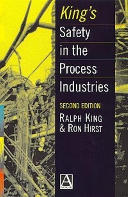King's Safety in the Process Industries als Buch