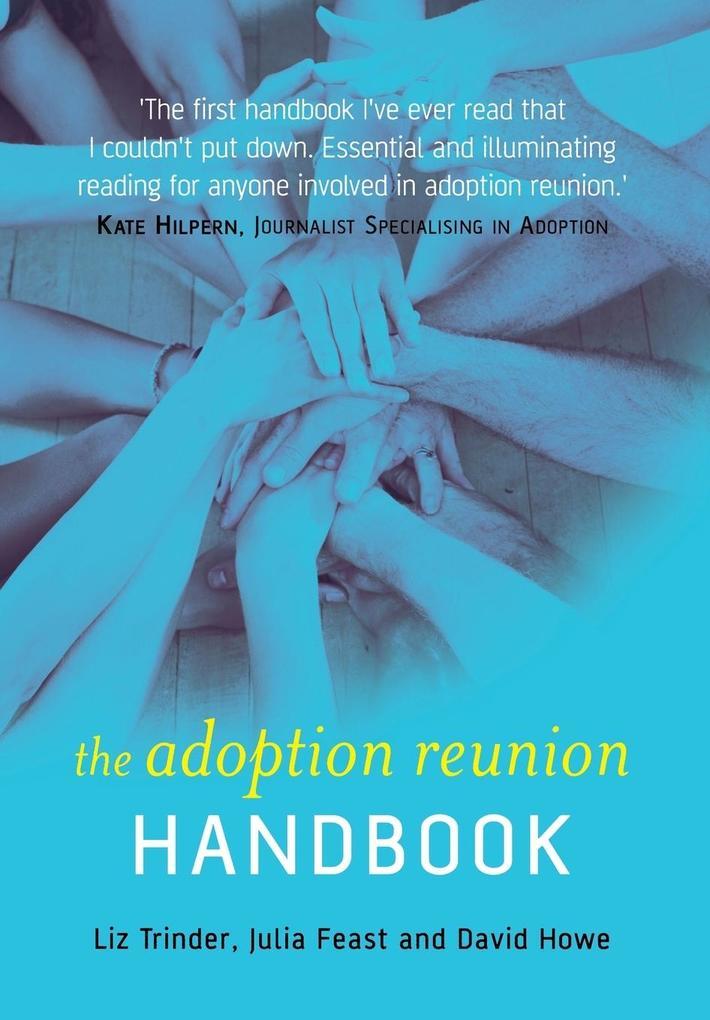 Adoption Reunion Handbook als Buch (kartoniert)