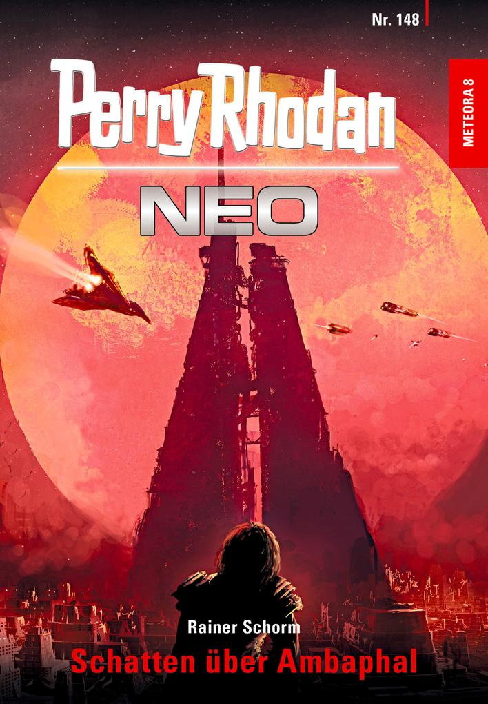 Perry Rhodan Neo 148: Schatten über Ambaphal als eBook