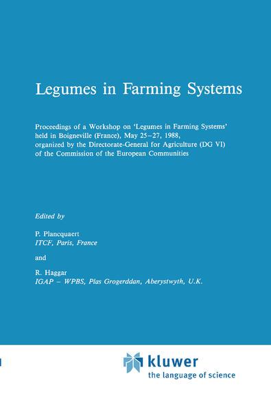 Legumes in Farming Systems als Buch