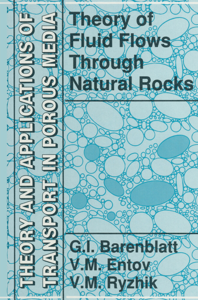 Theory of Fluid Flows Through Natural Rocks als Buch