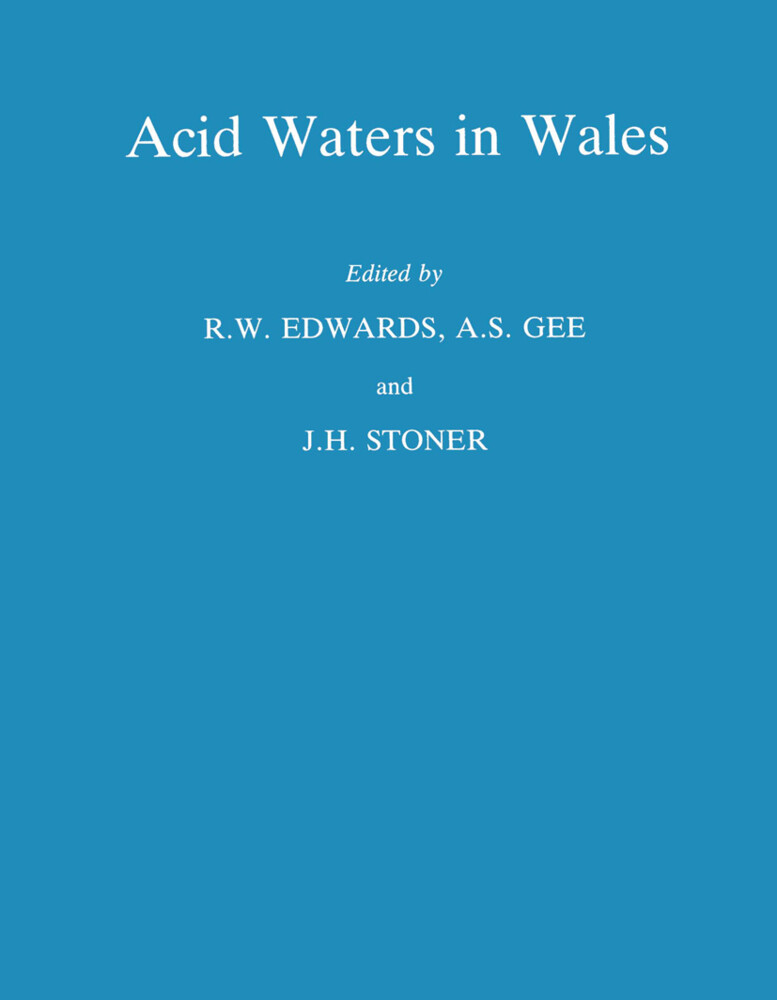 Acid Waters in Wales als Buch