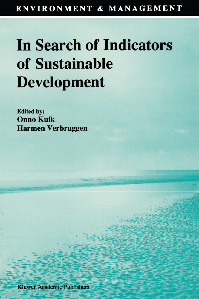 In Search of Indicators of Sustainable Development als Buch