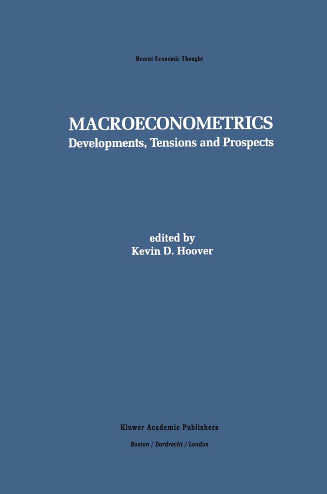 Macroeconometrics als Buch