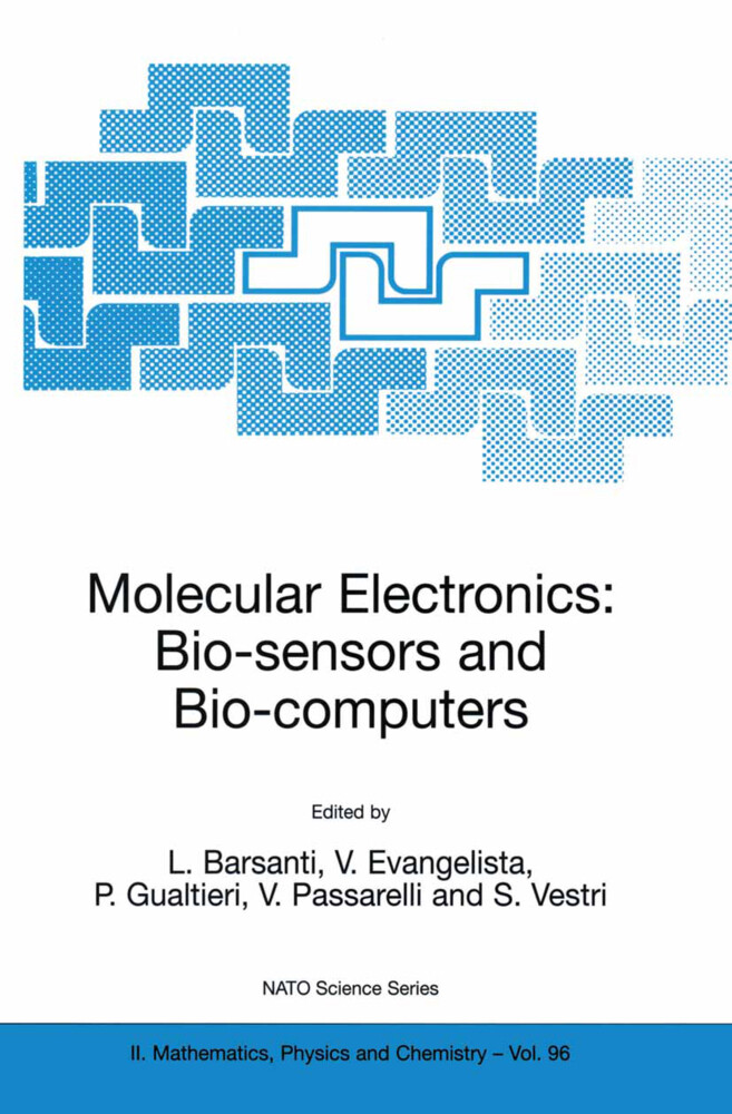 Molecular Electronics: Bio-sensors and Bio-computers als Buch (kartoniert)