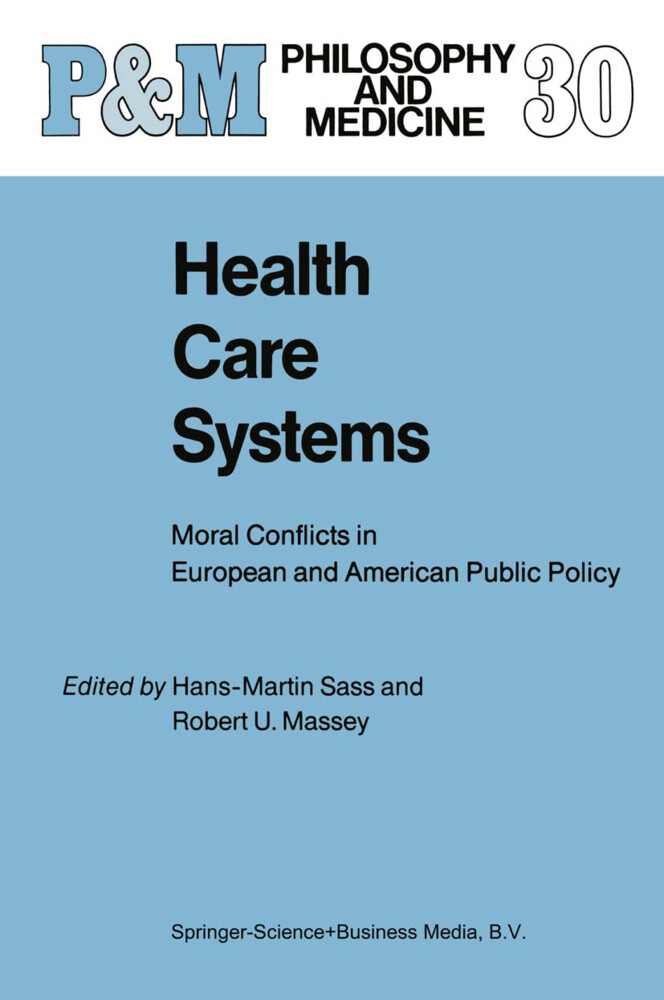 Health Care Systems als Buch