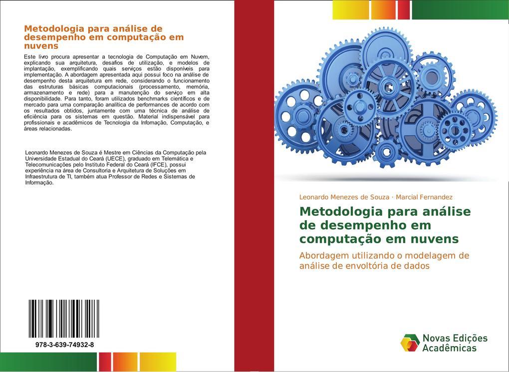 Metodologia para análise de desempenho em compu...