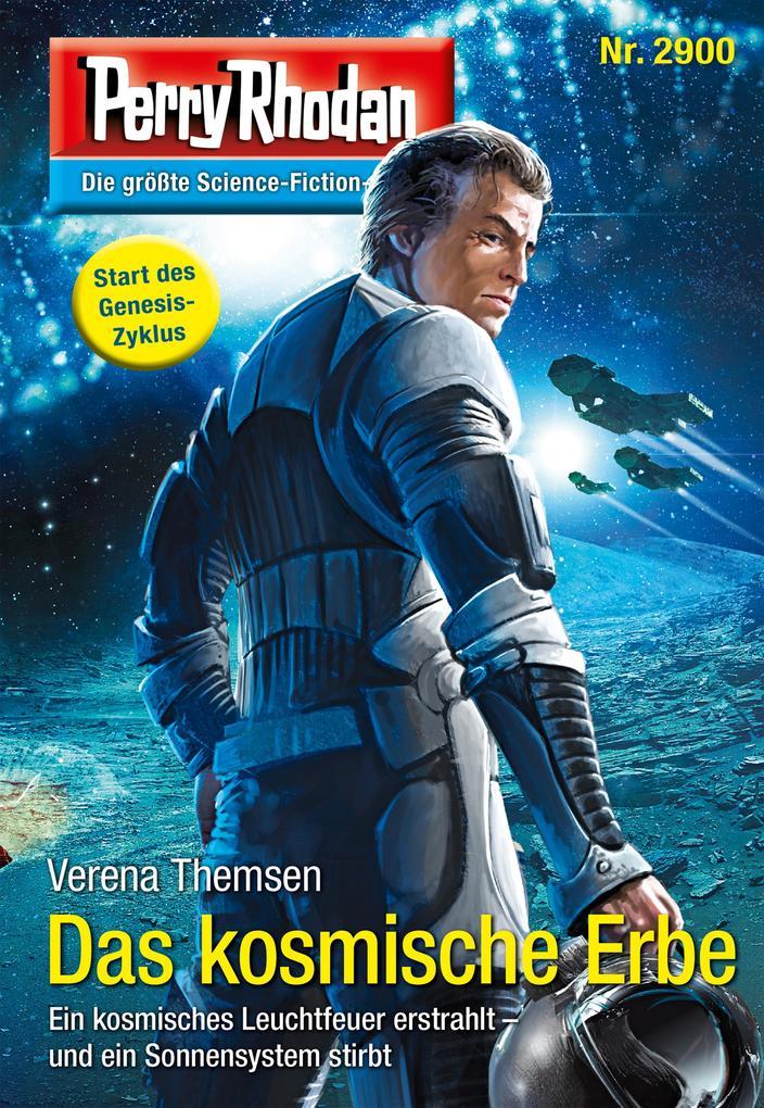 Perry Rhodan 2900: Das kosmische Erbe (Heftroman) als eBook