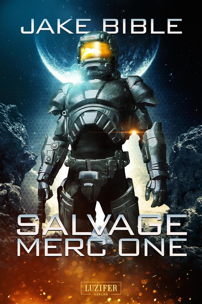 SALVAGE MERC ONE als eBook