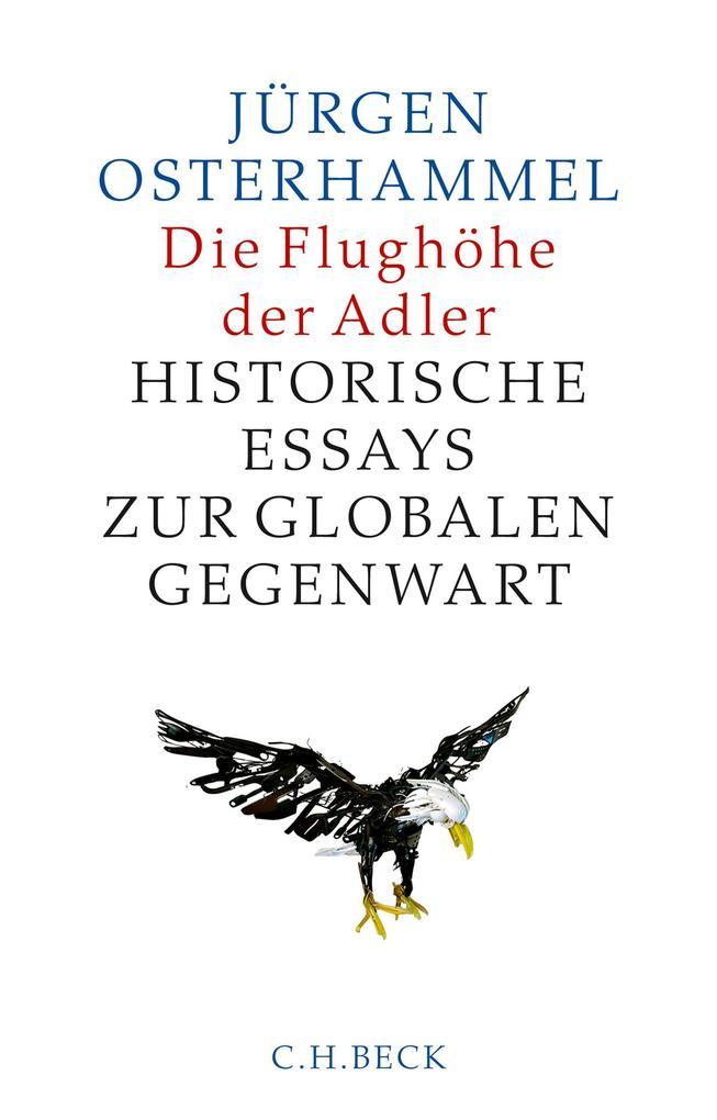 Die Flughöhe der Adler als eBook