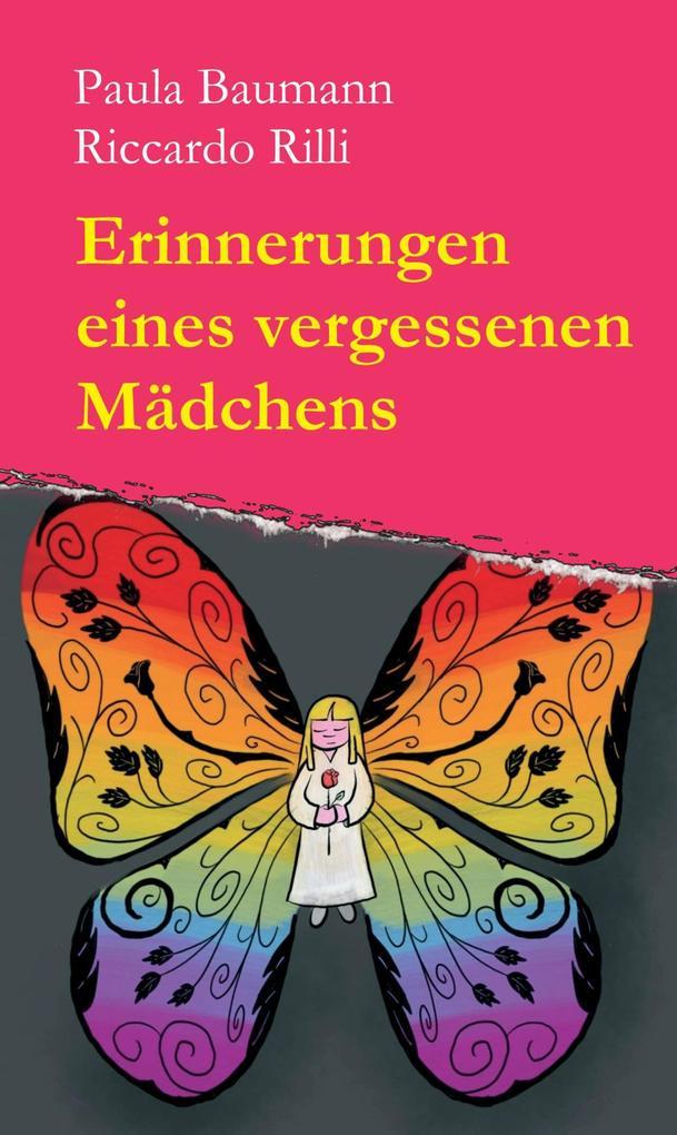 Erinnerungen eines vergessenen Mädchens als eBook
