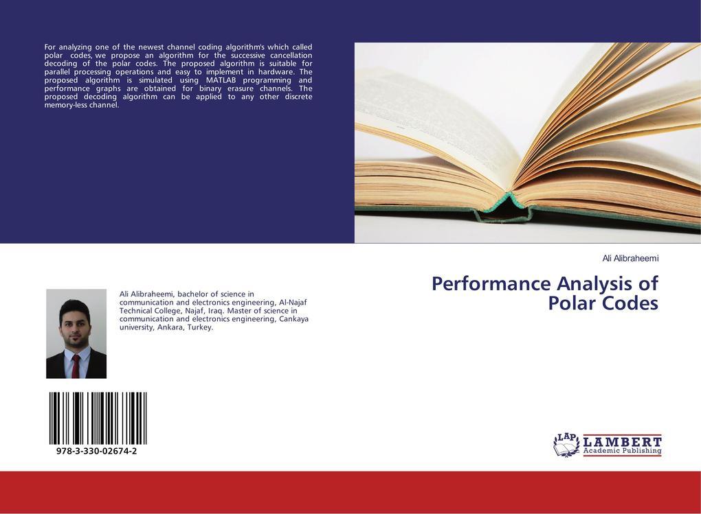 Performance Analysis of Polar Codes als Buch (kartoniert)