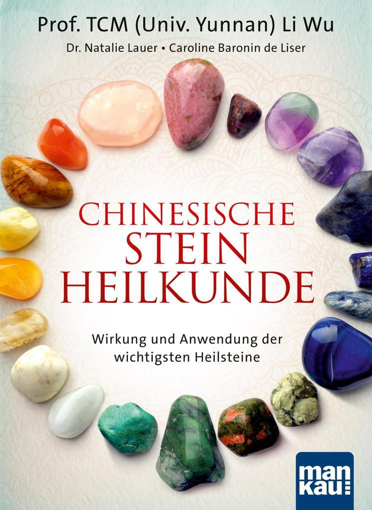 Chinesische Steinheilkunde als eBook
