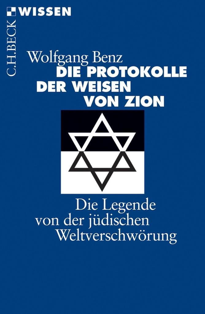 Die Protokolle der Weisen von Zion als eBook