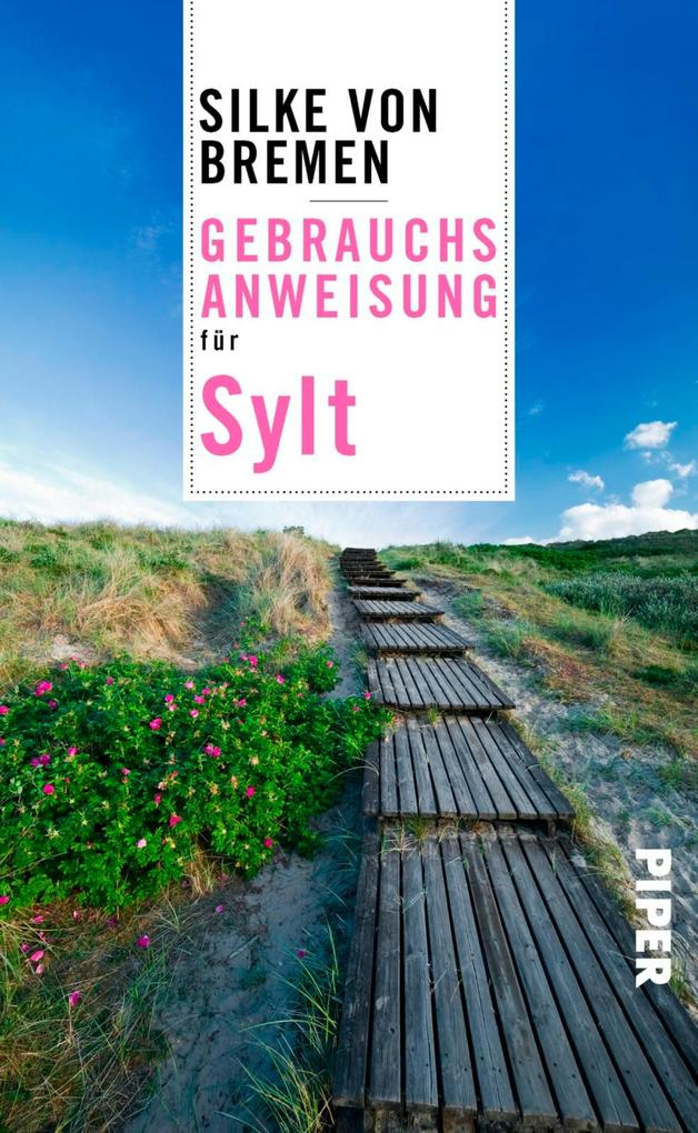 Gebrauchsanweisung für Sylt als eBook