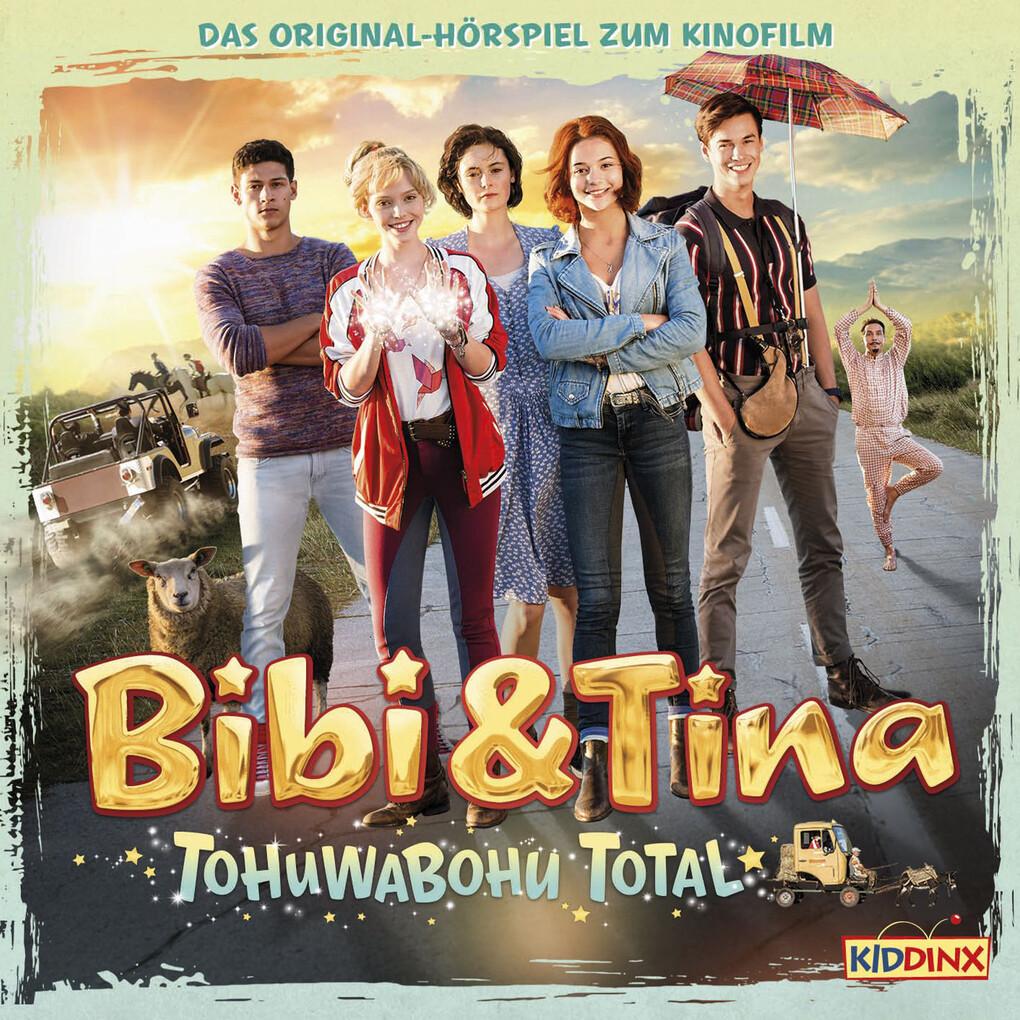 Bibi & Tina - Hörspiel 4. Kinofilm: Tohuwabohu total als Hörbuch Download