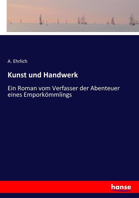 Kunst und Handwerk als Buch (kartoniert)