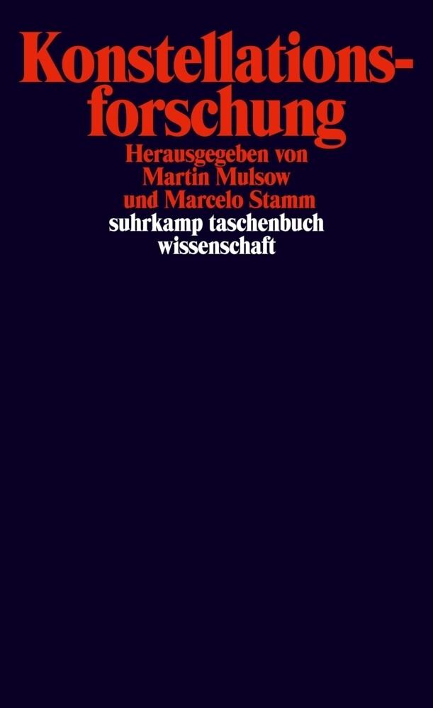 Konstellationsforschung als Taschenbuch