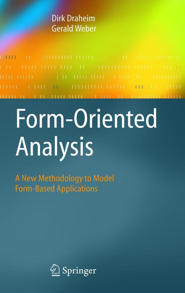 Form-Oriented Analysis als Buch