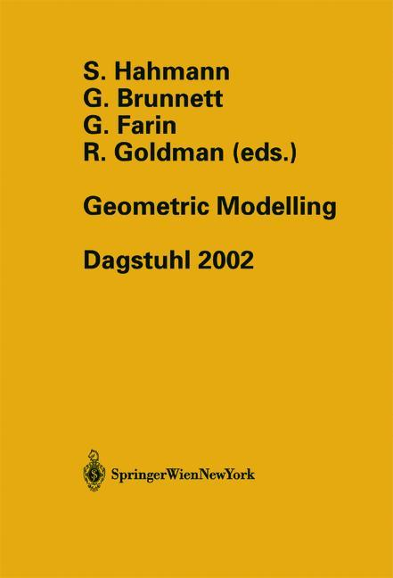Geometric Modelling als Buch