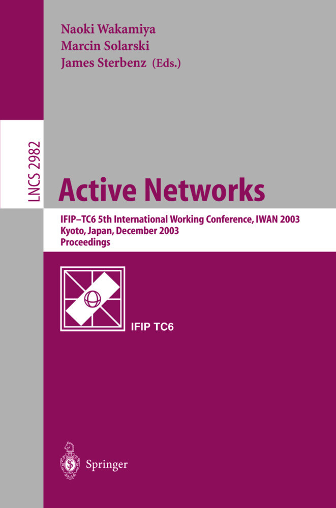 Active Networks als Buch